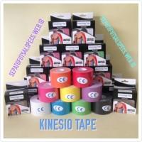 harga Original Kinesio Tape Sport - Best Seller Kinesiology Berbagai Warna Tokopedia.com
