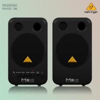 Behringer MS16 (Speaker Monitor, Aktif, High-Performance, 16-watt)