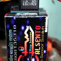 Alarm Motor Alsento, ALARM SENSOR SENTUH Sensor Gfanda Amankan M