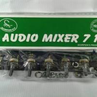 harga Audio Mixer 7 Pot Scorpion Tokopedia.com