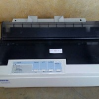 Printer Epson Lx300+II dot matrix second mulus