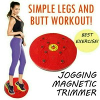 Jual Jogging Trimmer / Magnetic Trimmer Body Plate / Alat Olahraga Murah