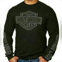 harga T-shirt / kaos lengan panjang / baju / longsleeve HARLEY DAVIDSON Tokopedia.com