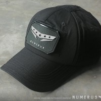 Numerus Tactical Cap / Topi / Baseball / Velcro / Hat / Outdoor