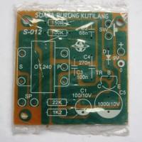 PCB Suara Burung Kutilang Saturn S-012