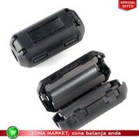TDK Snap On Noise Filter Ferrite Cable RF EMI 5mm 3605 Black