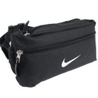 Tas Pinggang Nike Team Training (Original) Waist Pack _ Black