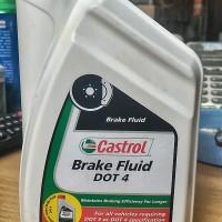 Minyak rem Castrol Dot 4 kemasan 500 ml