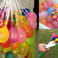 MAGIC BUNCH O BALLOONS WATER BALLOON FIGHT PERANG BALON AIR TOY ANAK