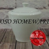 harga Tempat Teh Gula, Toples Keramik, Sugar Spice Jar, Tempat Bumbu Ceramic Tokopedia.com