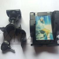 harga Holder Motor FDT / Universal Stang HP Handphone Gadget Speda GPS PDA Tokopedia.com