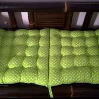harga 12cm 100x50 Bantal Alas Duduk Panjang Kursi Cushion Sofa kayu Bambu Tokopedia.com