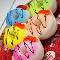 Soft And SlowRise Squishy Medium Donut HK