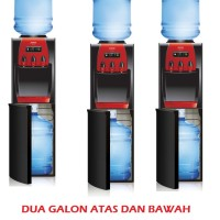 Sanken - Dispenser Duo Galon HWD-Z88 ( Galon Atas Bawah )