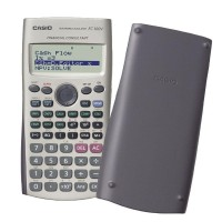 Kalkulator CASIO FC-100V - Financial Consultant Calculator