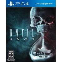 PS4 UNTIL DAWN (Region 1/USA/English)