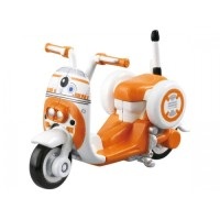 TOYS TOMICA STAR WARS STAR CARS: SC-02 BB-8 SCOOTER