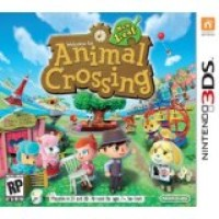 3DS ANIMAL CROSSING: NEW LEAF (Asia/English)