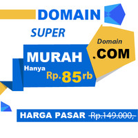 Domain .com | Domain TLD | Alamat website