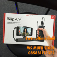 IK Multimedia - iKlip A/V (iKlip AV) / Smartphone Holder Grip