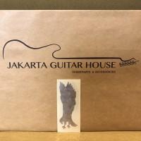 Headstock - Eagle Jockomo Inlay Stickers