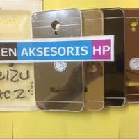 harga Mirror Case Meizu Note 2 M2 Note 5.5 inchi Bumper Casing Slide Mirror Tokopedia.com