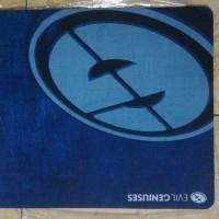 Mousepad Gaming Dota 2 evil geniuses Ukuran Besar 45cm X 40cm X 0.4cm