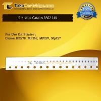 Resistor Canon R302 Error B200 / P10 752 Printer IP2270 MP258 MP287