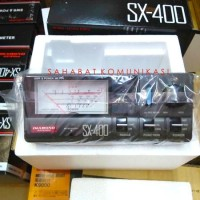SWR DIAMOND SX400 POWER METER
