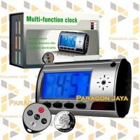 Spycam / Spy cam / Spy camera Alarm Clock Digital Bagus Murah