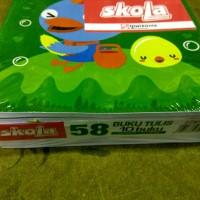 Buku Tulis Skola 58 Lembar Atk
