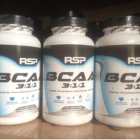 RSP BCAA 200 CAPSUL / 100 SERVING