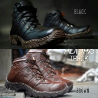 Sepatu Adidas boots safety trex tracking pria