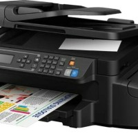 PRINTER EPSON L-655 4 WARNA GARANSI RESMI QUALITAS GOOD ORI (SNI)