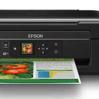 PRINTER EPSON L-455 4 WARNA GARANSI RESMI QUALITAS GOOD ORI (SNI)