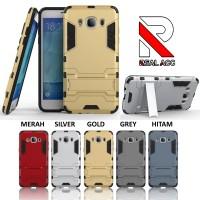 Shield Armor Ironman Case | Casing Robot Samsung Galaxy J710 J7 2016