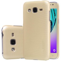 Nillkin Frosted Shield Samsung Galaxy j5 2015 Hard Case GOLD
