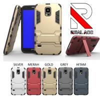 Shield Armor | Ironman Case | Casing Robot Samsung Galaxy S5