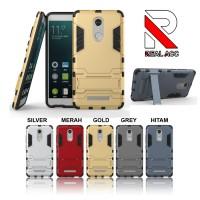 Shield Armor | Ironman Case | Casing Robot Xiaomi Redmi Note 3 pro