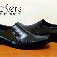 Sepatu Pria Kickers Pantofel Low Kulit Asli Kerja Kualitas Terbaik #13