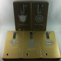 casing  handphone hp LG Magna H502 Motomo Super Hero unik lucu murah