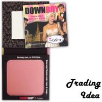 THE BALM Powder Blush : Down Boy Original