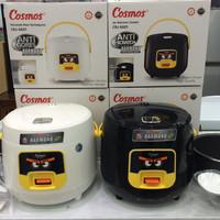 Jual Cosmos Magic Com / Rice Cooker 0.8L Harmond CRJ 6601 Angry Bird Hitam Murah