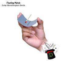 Floating Match | Kartu | Terbang | Alat Sulap | Dimen Shop