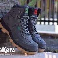 Sepatu Boots Pria KICKERS KULIT SAPI /Converse/Vans/Adidas/Nike