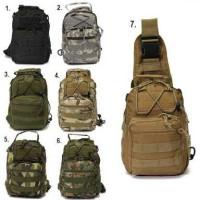 Tas Selempang Army Slempang Army Tas Selempang Tactical Sling Bag Army