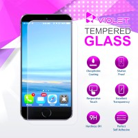 Lenovo A.2010 - Violet - Tempered Glass