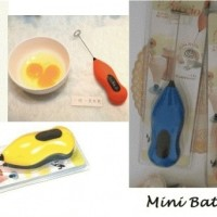 Elektrik Hand Mixer Mini Milk Frother Pengaduk Minuman telur Electri
