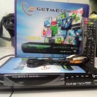 Set top box digital receiver Dvb T2 Hd9/Dvb T2 getmecom HD9 Terbaru