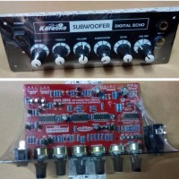 KIT SUBWOOFER STEREO TONE CONTROL WITH DIGITAL ECHO PLUS DMS-206 X